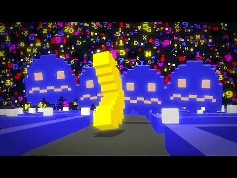 Pac-Man 256 Announcement Trailer ~ Mobile