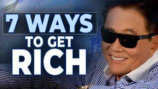 7 Rich Dad Lessons for Getting Rich - Robert Kiyosaki