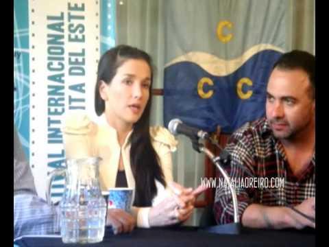 Natalia Oreiro - XIII Festival de Cine de Punta del Este