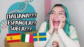 ME HICE UNA PRUEBA DE ADN 🧬 l ¿DE DONDE SOY REALMENTE? l Sofia Castro