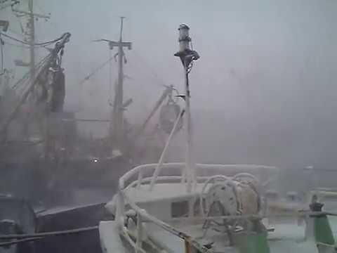 Северо-Курильск - Дивные погоды!