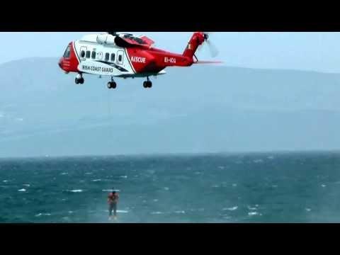 Irish Coastguard at Portrush Airshow