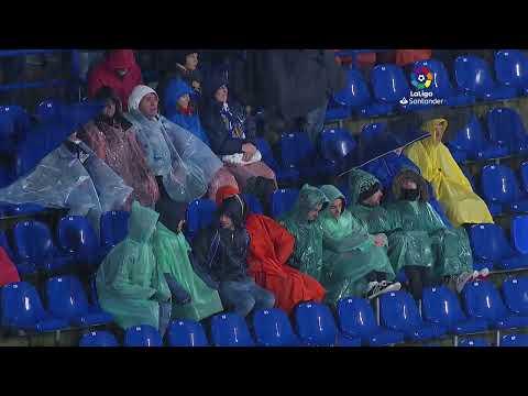 Calentamiento Getafe CF Vs Levante UD