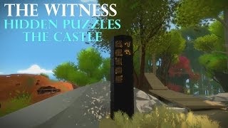 The Witness : Hidden Puzzle - The Castle (spoiler)