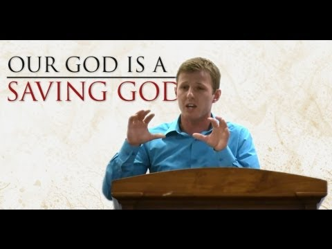 Our God is a saving God