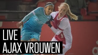 LIVE: FC Twente - Ajax Vrouwen