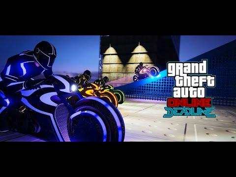 Jogar GTA Online: Deadline Online no PC