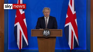 Prime Minister confirms next stage of lockdown easing
