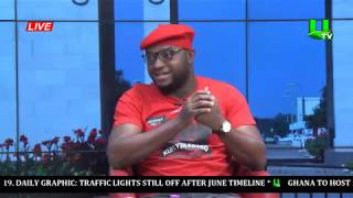 Discussion segment on Adekye Nsroma 08/07/19
