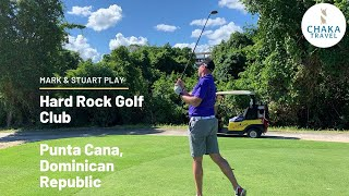 Hard Rock Golf Club at Cana Bay Dominican Republic