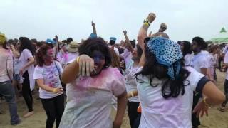 Infectious Indian Festivities - Holi in Busan, Korea - Part III