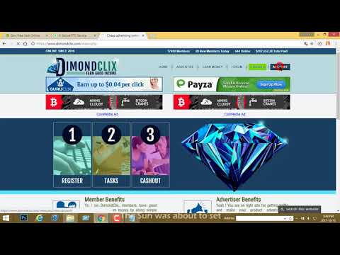 Dimondclix, Buxcure & Buxcup Are Scam Sites!!! Don't Work This Sites!!