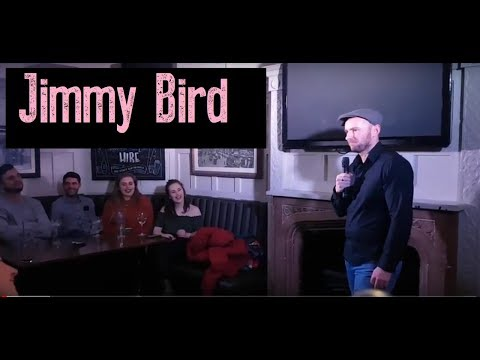 Funny british comedian – Jimmy Bird – Stand-Up Comedy