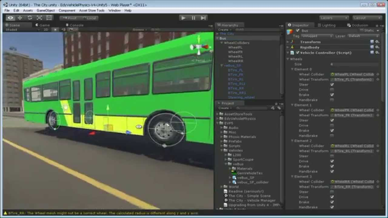Edy's Vehicle Physics – User Guide | Edy's Projects