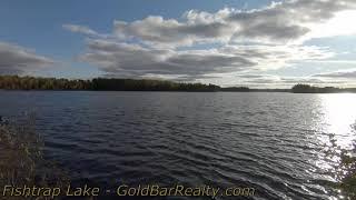 Fishtrap Lake Video 1