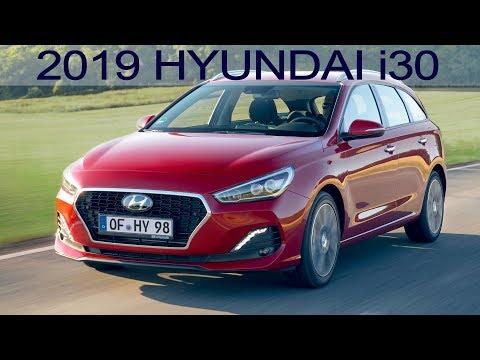 2019 Hyundai I30 Wagon | Driving, Interior, Exterior