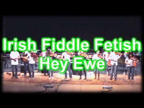 Irish Fiddle Fetish at Dublin Scioto HS (3-3-16) Hey Ewe