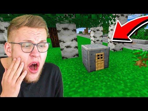 Wir Betreten KLEINSTE BASE Der WELT In Minecraft 😱