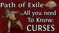 Path of Exile: All You Need To Know About Curses