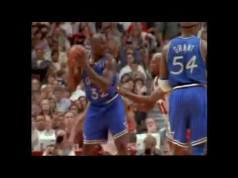 1996 NBA Playoffs: Chicago Bulls vs Orlando Magic