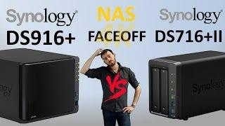 The Synology DS916+ vs The Synology DS716+II - The Synology Plus Series NAS Comparison