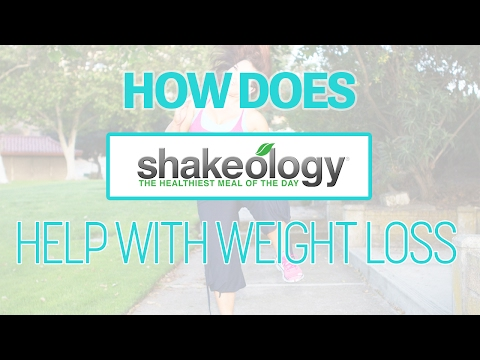 How Does Shakeology Help With Weight Loss?