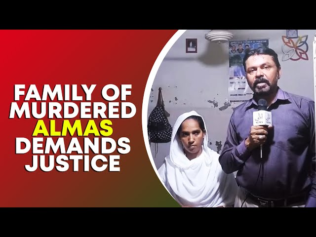 Family Of Murdered Almas Demands Justice