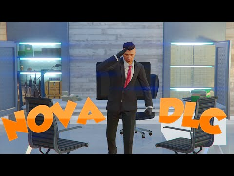 GTA V Online: TUDO ou QUASE TUDO SOBRE a NOVA DLC À BEIRA DA LEI!!