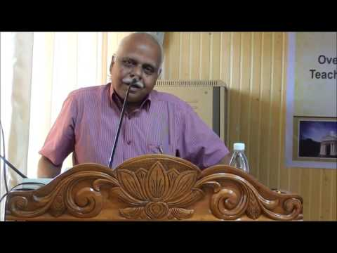 Professon AR Ramanathan Part 2