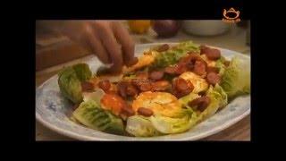 """Салат """"взрыв вкуса""""/ еда домашнего приготовления/ герой на кухне"""