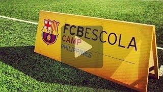 Fc barcelona escola camp philippines ...