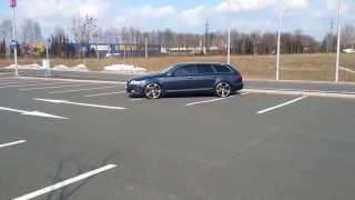 Audi A6 Avant 3.0TDI Quattro 2009 9x20
