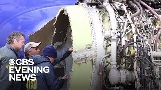 "Southwest Airlines jet in deadly accident had engine with ""metal fatigue"""