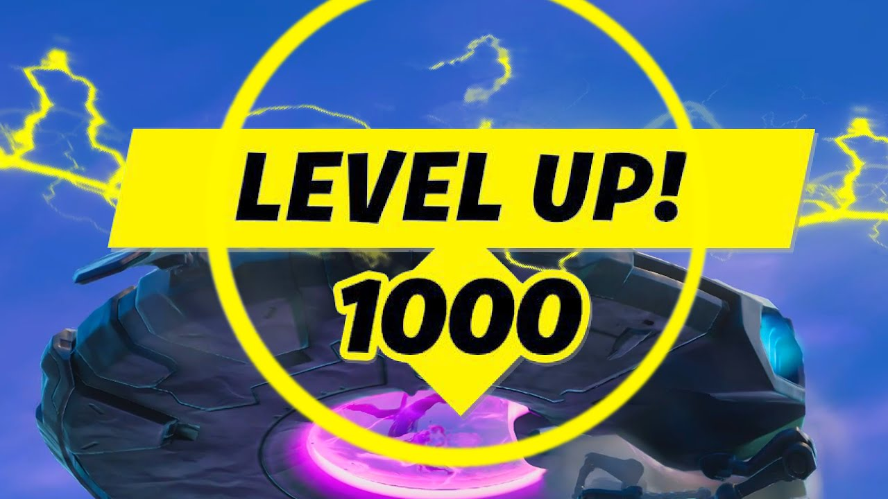 how to level up fast in fortnite (xp)