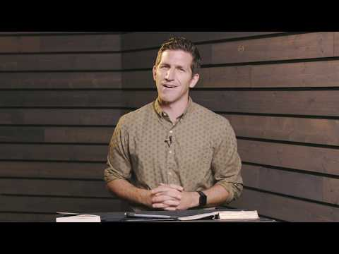 Week 2: Discipline - The Way Of The Godly Man