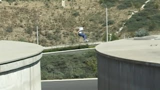 JENKEM - Revisiting the Water Tower Ollie w/ Jeremy Wray