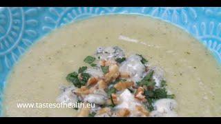 Cream of Cauliflower Soup - Excellent Cream of Cauliflower Soup