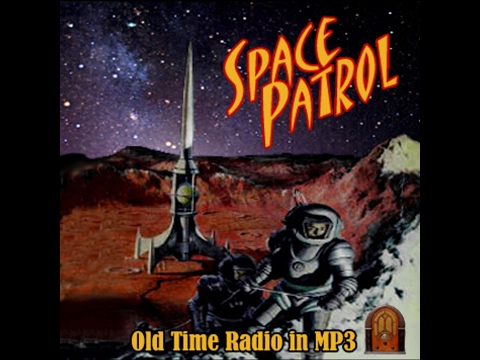 Space Patrol - Cyclone in Outer Space