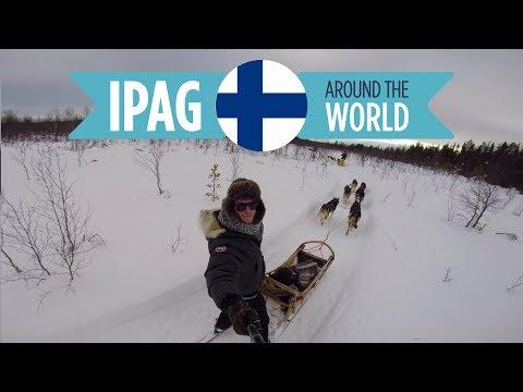 Expat' IPAG 🇫🇮 Finland: Antoine - Jad, Baptiste & Mathilde / TAMK Tampere University