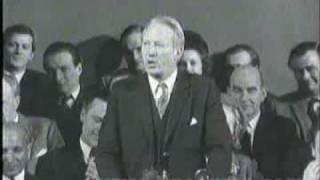 Edward Heath: resignation of Deputy PM George Brown