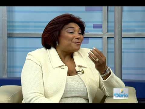 A DIARIO Entrevista ARELIS REYNOSO madre Holford  27 Septiembre
