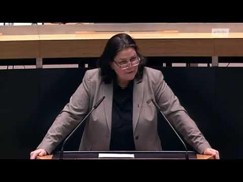 8. März - Frauentag wird Feiertag: Rede von Anja Kofbinger in der Plenarsitzung am 24. Januar 2019