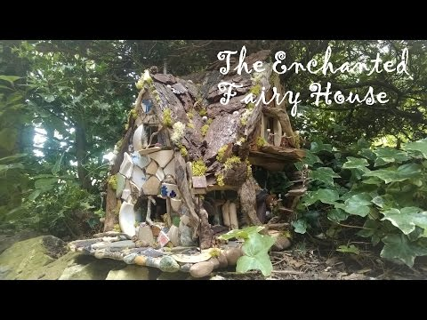 Best Fairy House Ever - Binky's Enchanted Fairy House