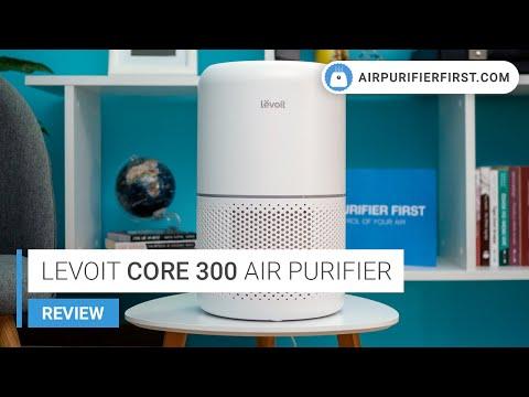 Levoit Core 300 Air Purifier Review (Performance Test)