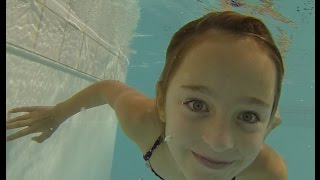 How to open eyes Underwater by Carla