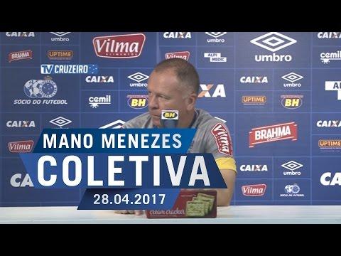 28/04/2017 - Coletiva Téc. Mano Menezes