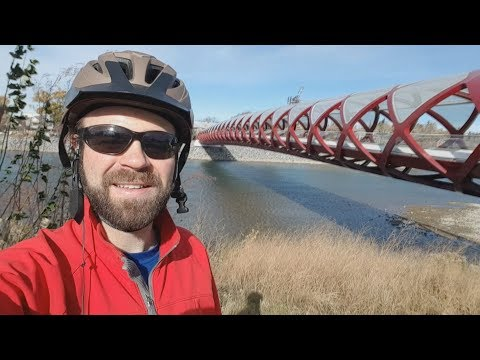 Calgary River Pathways - Cycling Tour