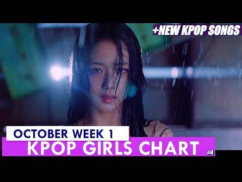 KPOP Girls Chart October Week 1 2020 | KPOP Girls Chart ▶12:22