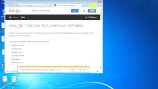 Google Chrome Complete uninstall and delete data - Sound FIX!