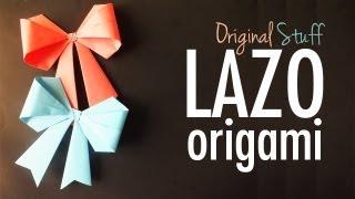 Lazo / Moño [Origami] - Original Stuff